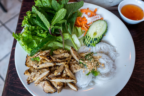 Saigon Vermicelli Dishes