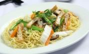 Fried Soft Egg Noodle